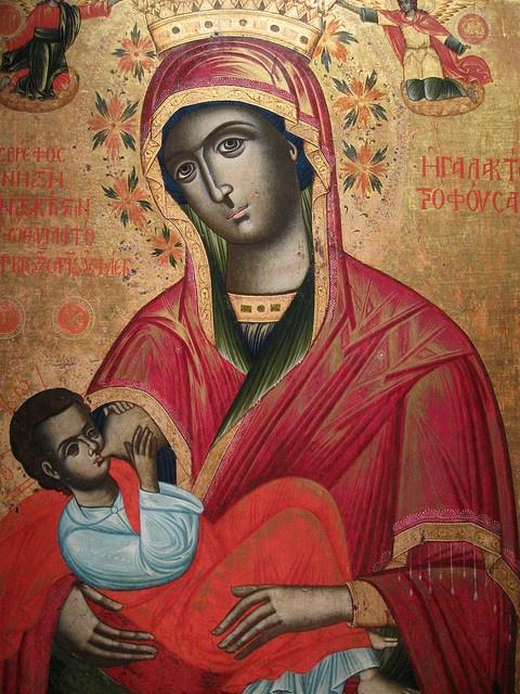 Breastfeeding God