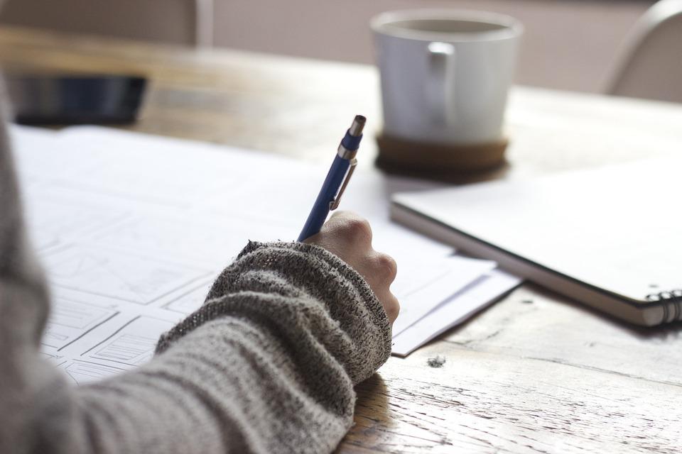 A Writer Writes